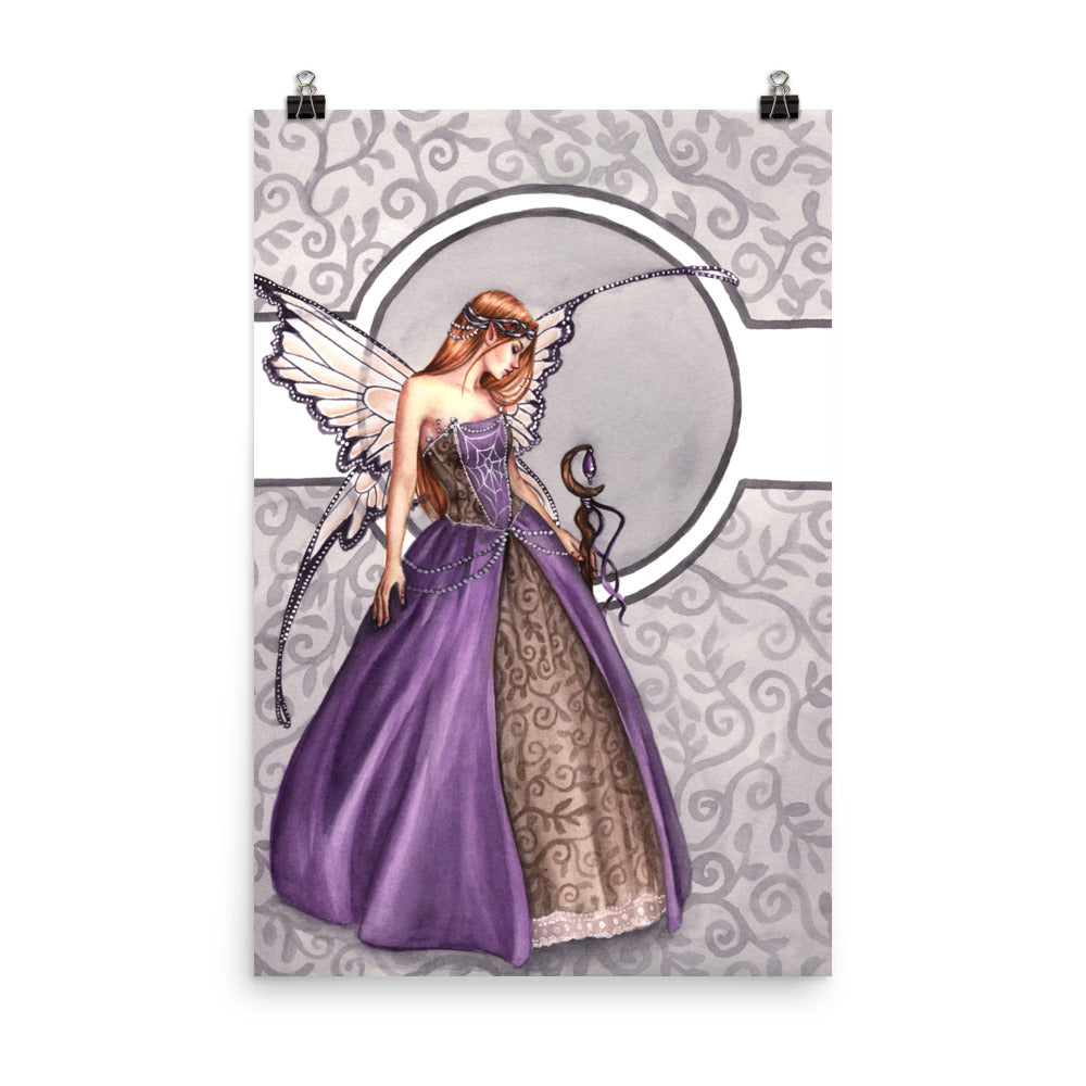 Art Print - Fairy Queens Caelia
