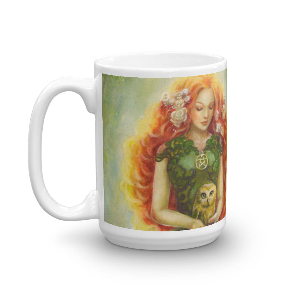 Mug - Lady of Earth