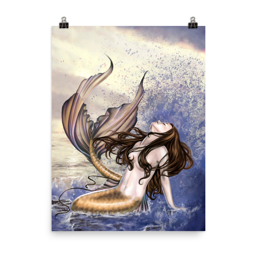 Art Print - Wave of Power