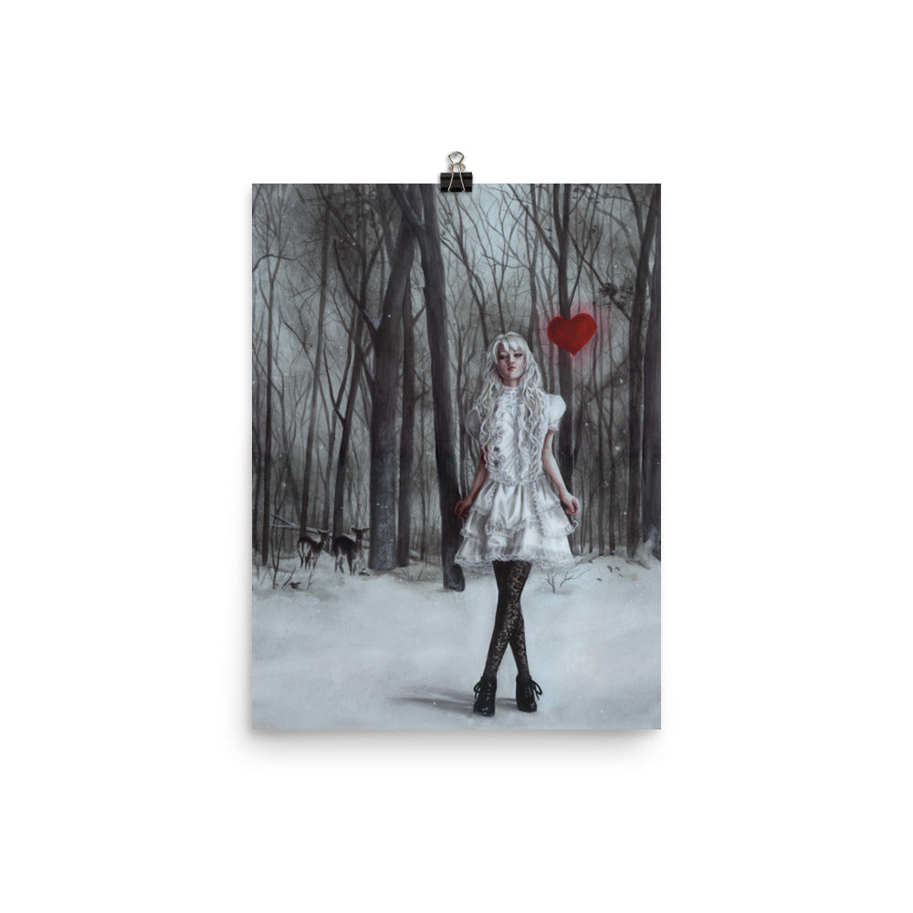 Art Print - Warm My Heart