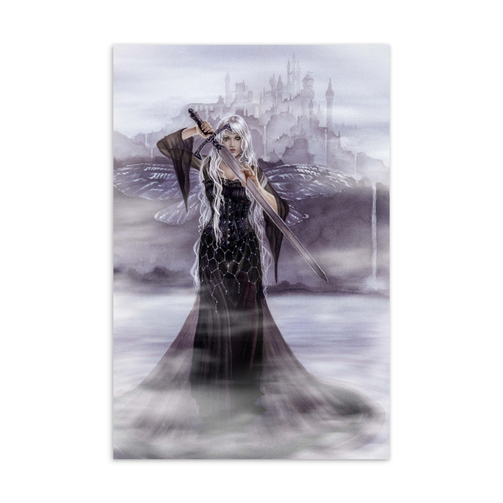 Art Card - Lady of Avalon