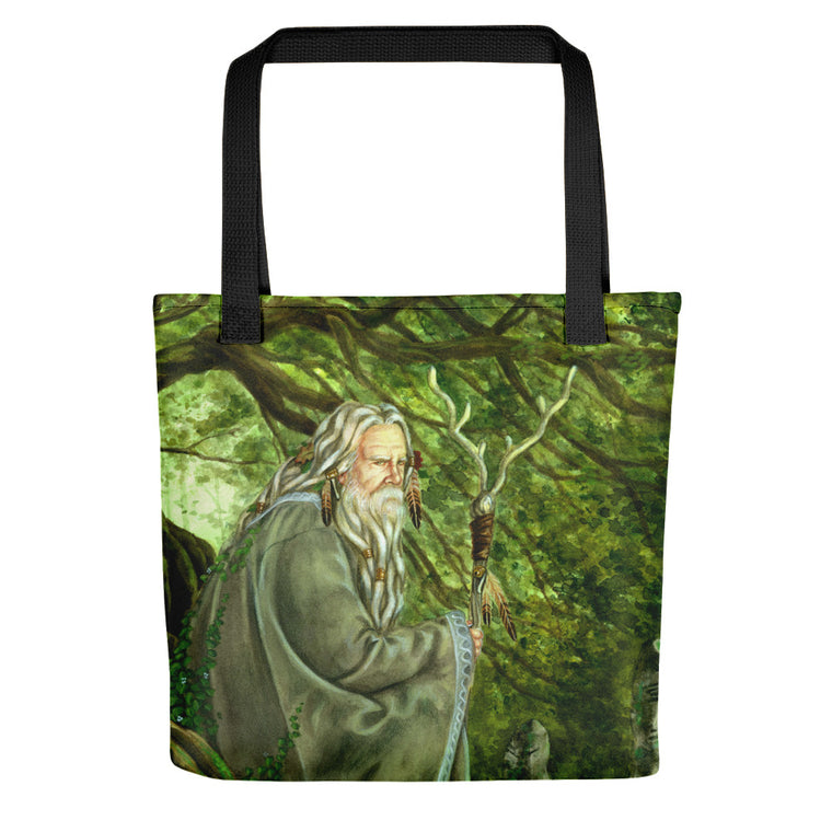 Tote bag - Merlin's Temple