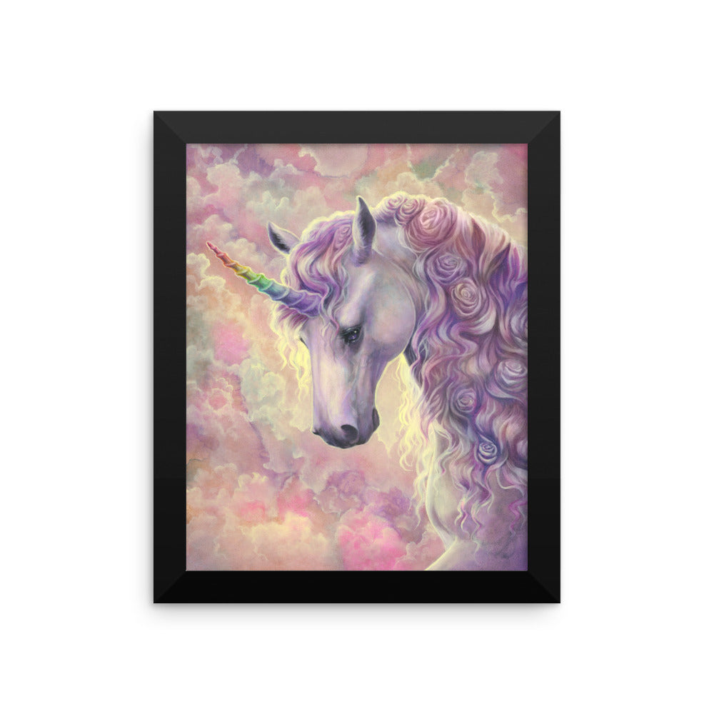 Framed Print - Rainbow Magic