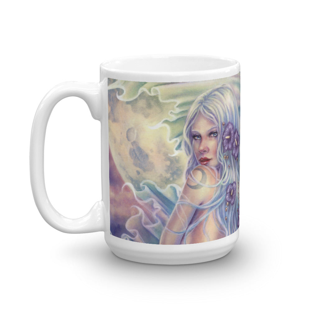 Mug - Mermaid Moon
