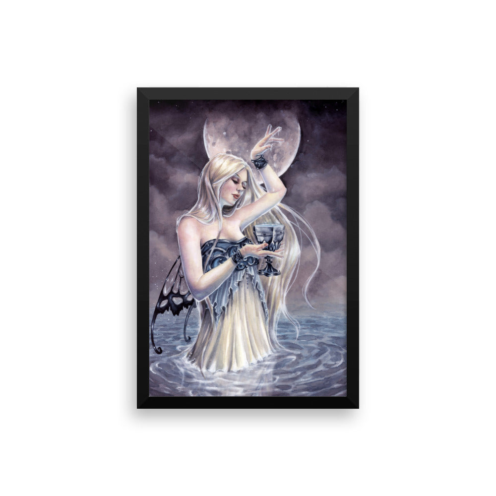 Framed Print - Water of Life