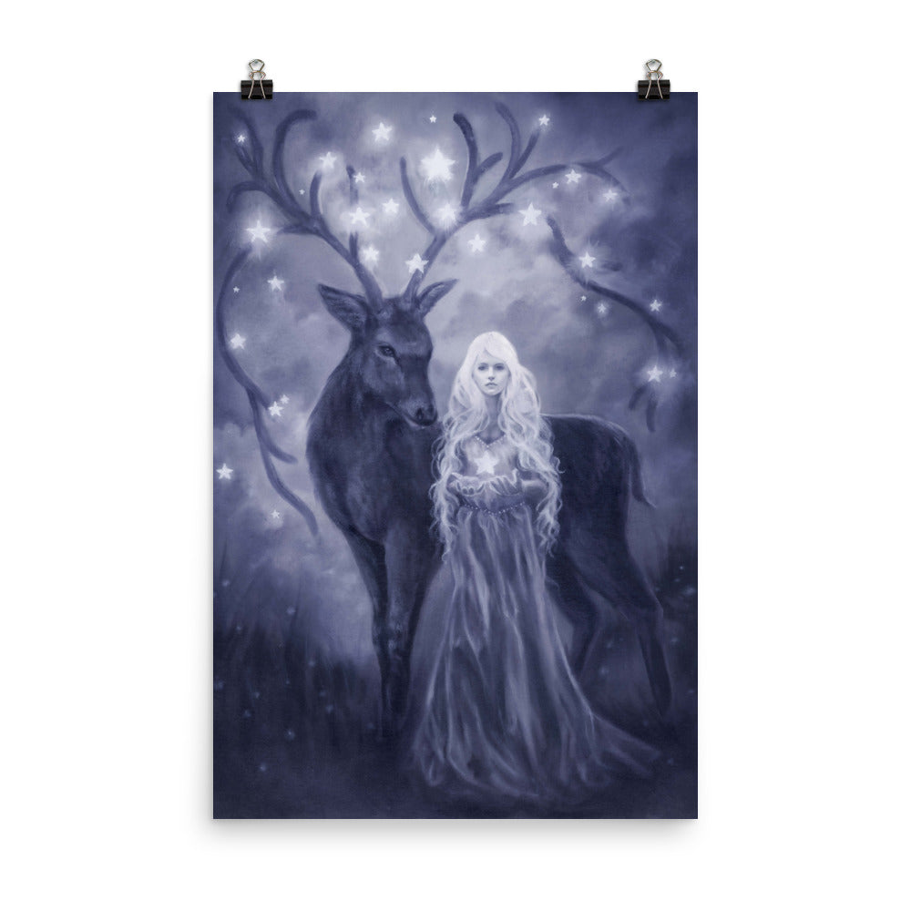 Art Print - Gift of Starlight