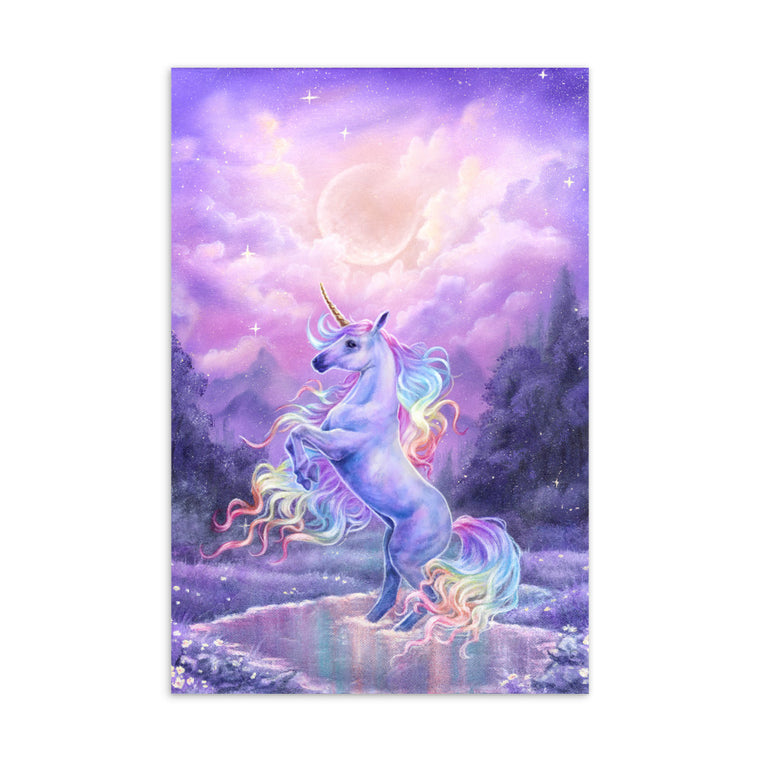 Art Card - Rainbow Dreams
