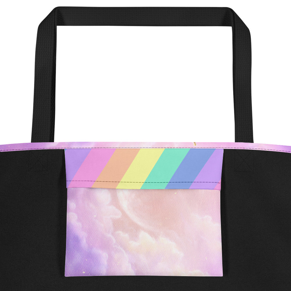 Beach Bag - Rainbow Dreams