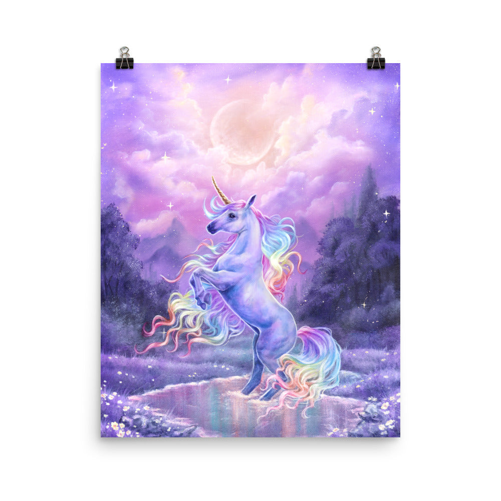 Art Print - Rainbow Dreams