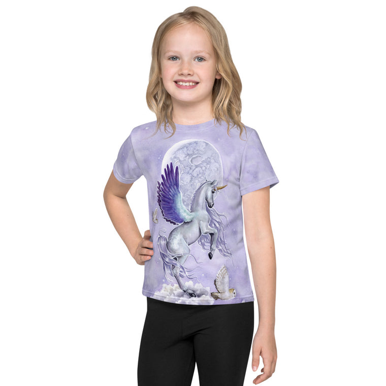 Kids T-Shirt - Moonshine
