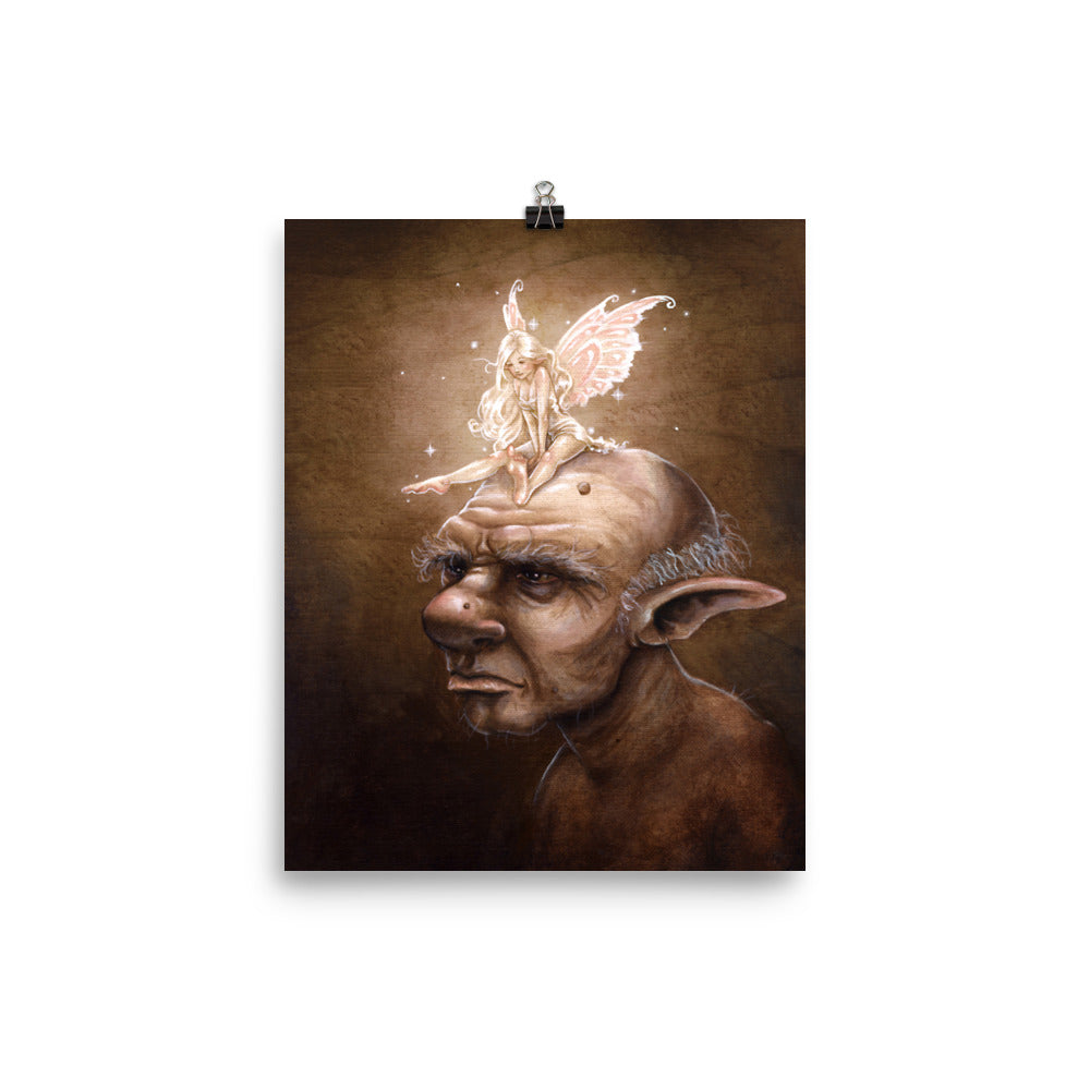 Art Print - Light the Darkness