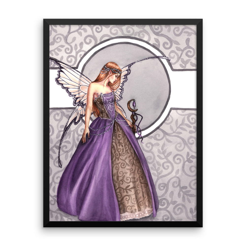 Framed Print - Fairy Queens Caelia