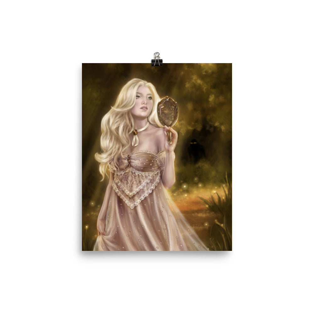 Art Print - Looking for Fairies