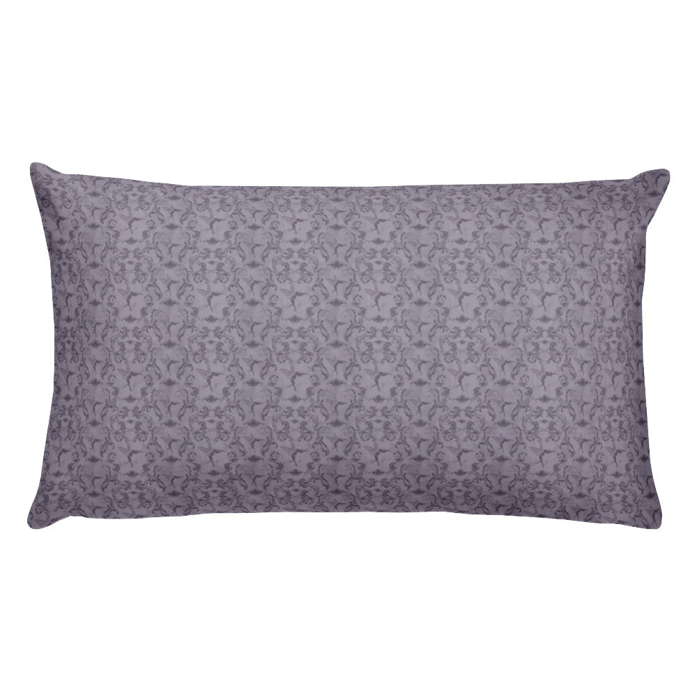 Rectangular Pillow - Light and Dark
