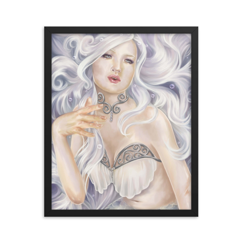 Framed Print - Pearl Princess