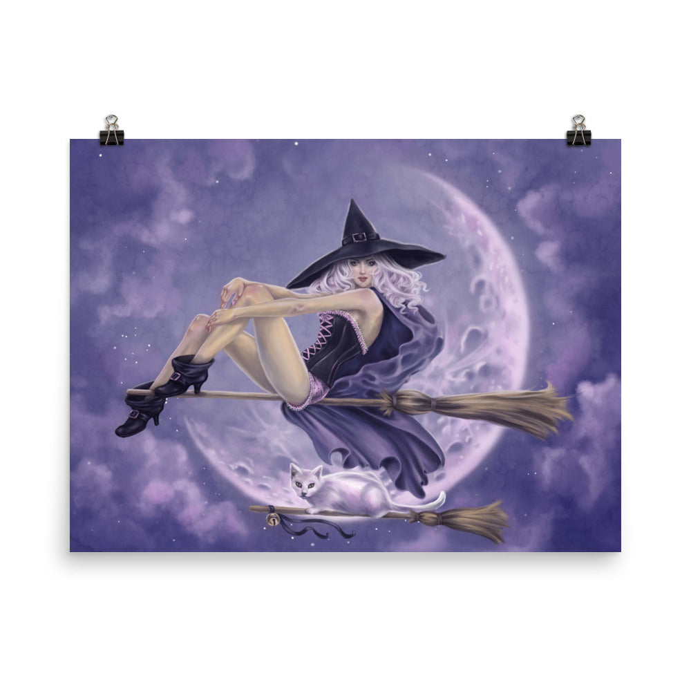 Art Print - Bewitched