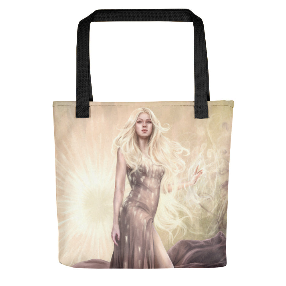 Tote bag - Light and Dark