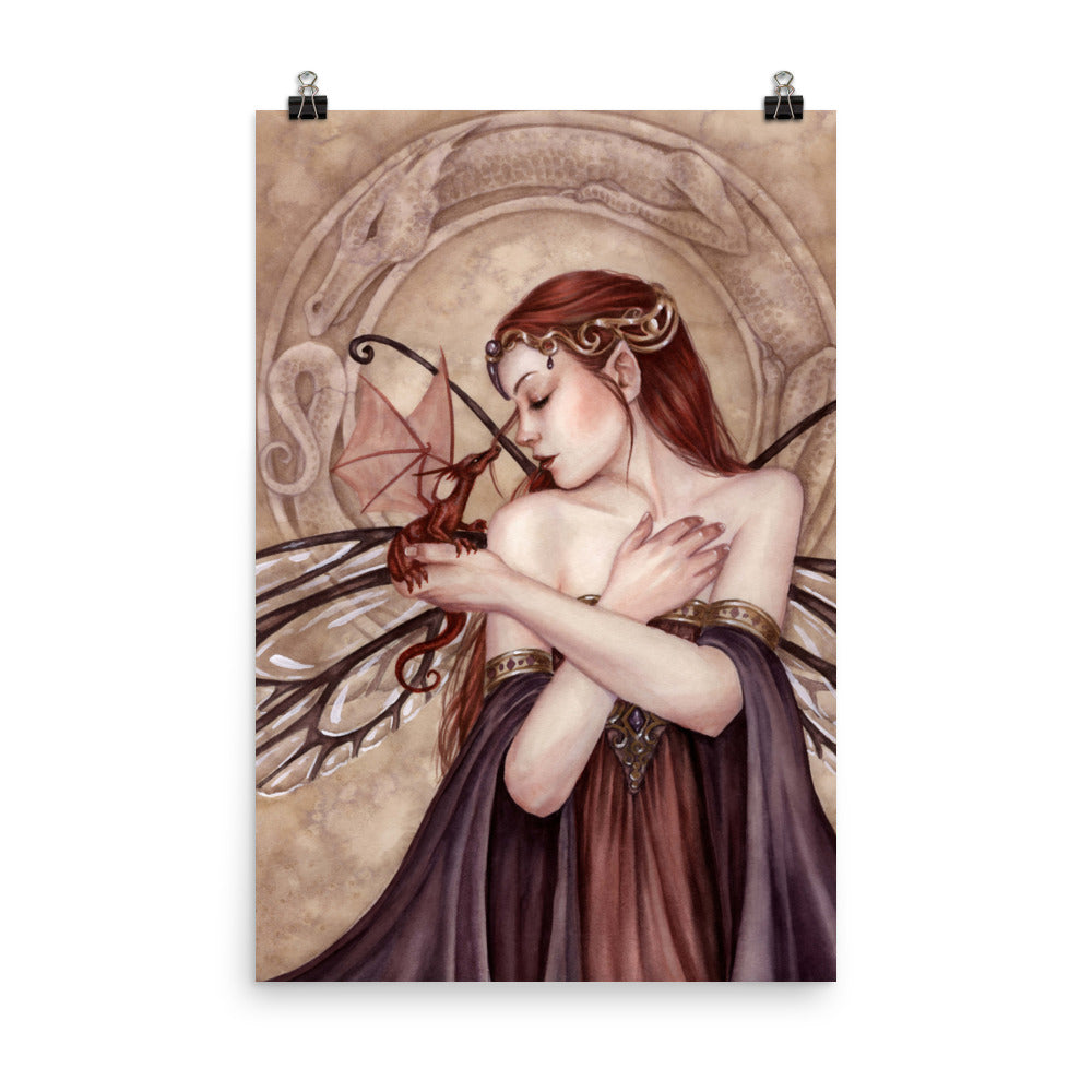 Art Print - Winged Things