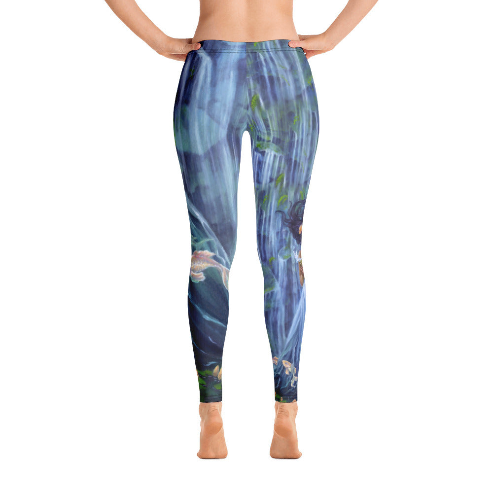 Leggings - Lady of Water