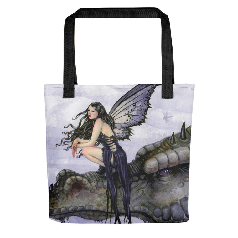 Tote bag - Dragon Skies