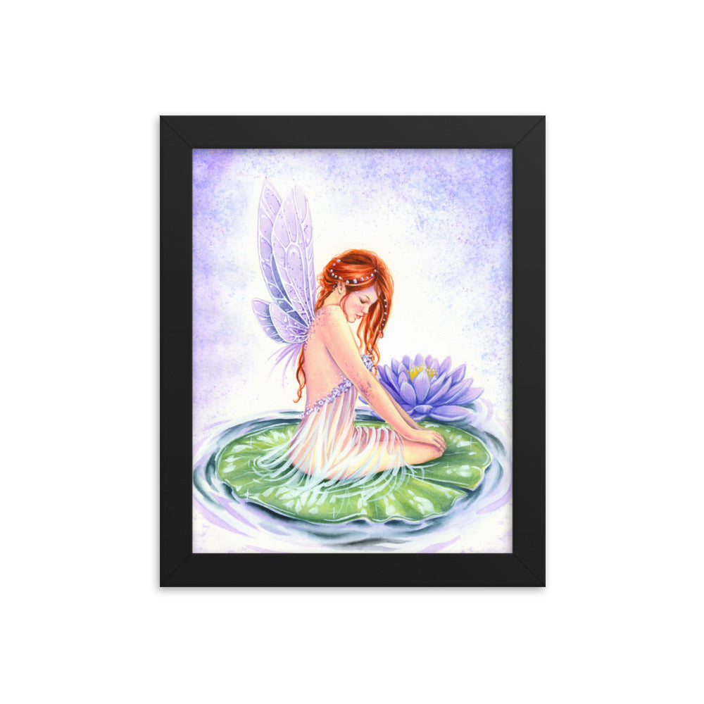 Framed Print - Her Special Place