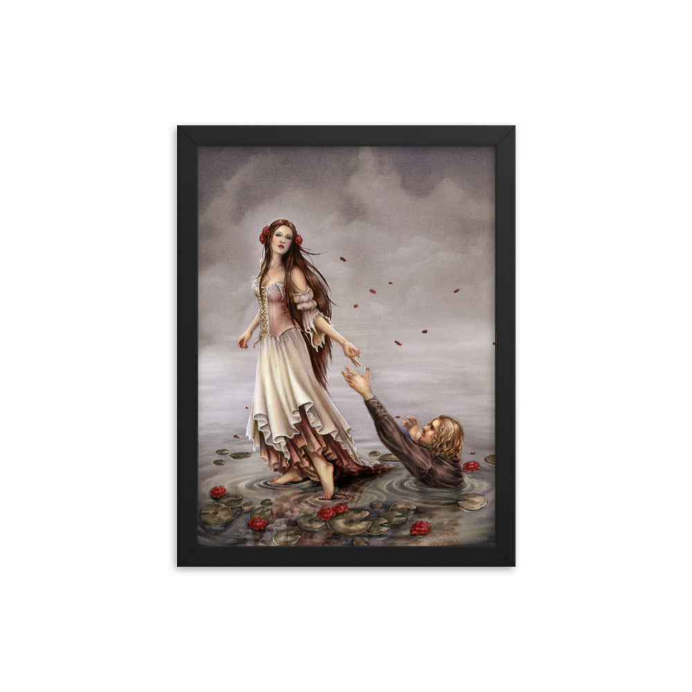 Framed Print - Fairytales