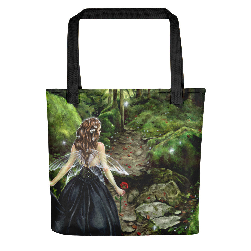 Tote bag - Along the Forest Path