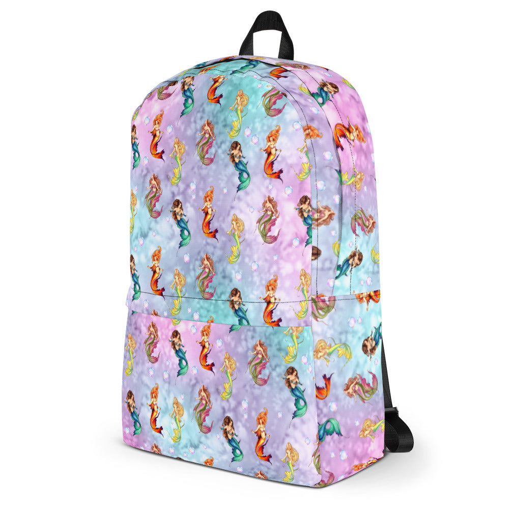 Backpack - Nouveau Mermaids