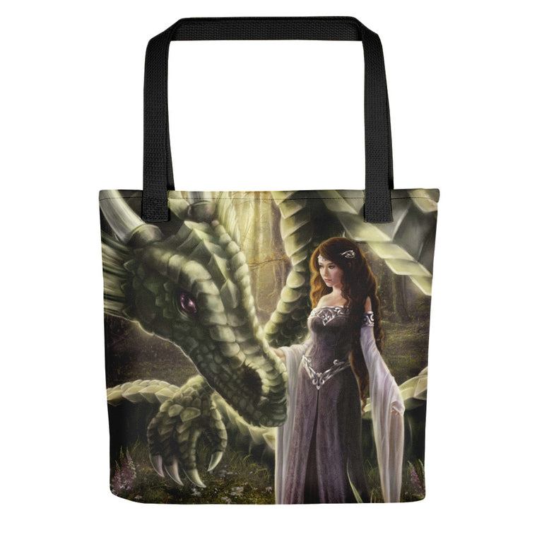 Tote bag - To Meet a Dragon