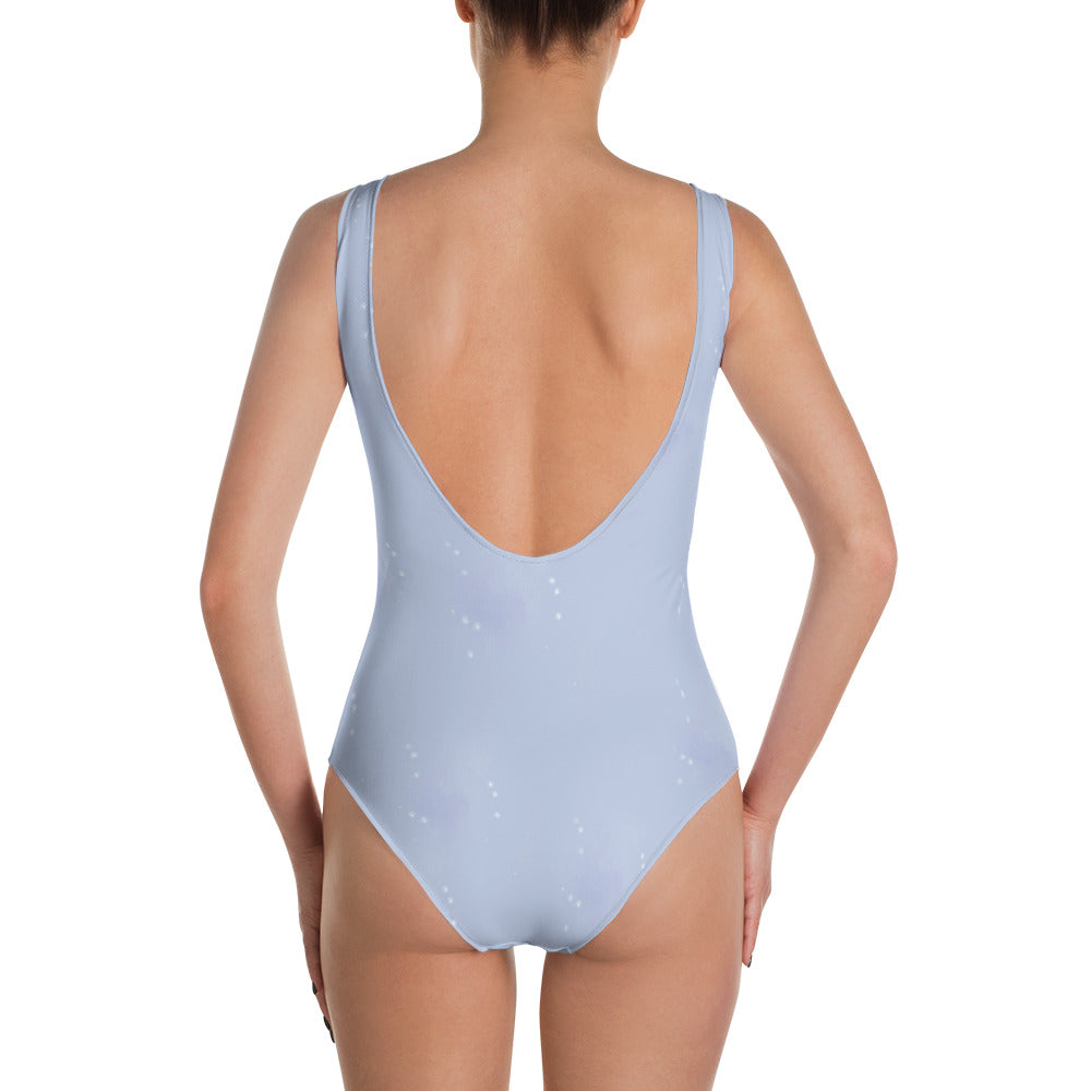 One-Piece Swimsuit - Fishing for Riddles