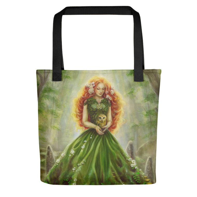 Tote bag - Lady of Earth