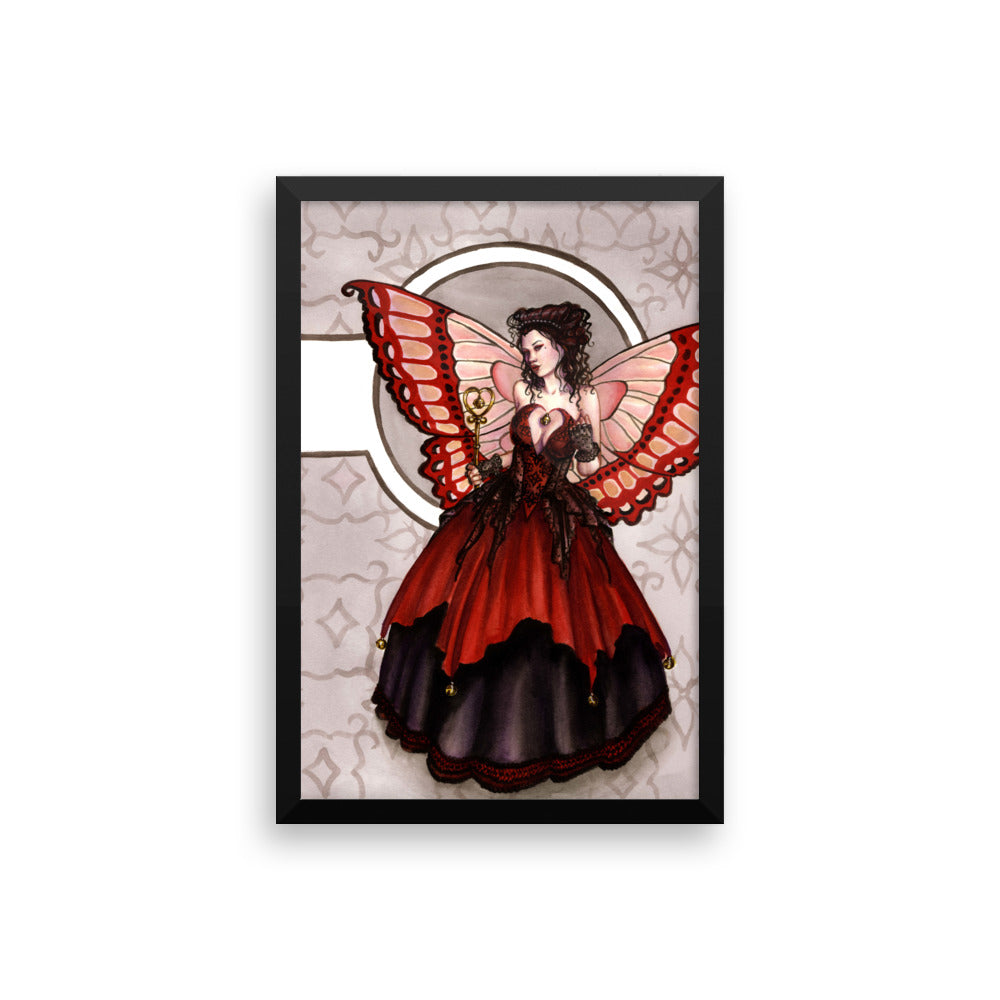 Framed Print - Fairy Queens Mab