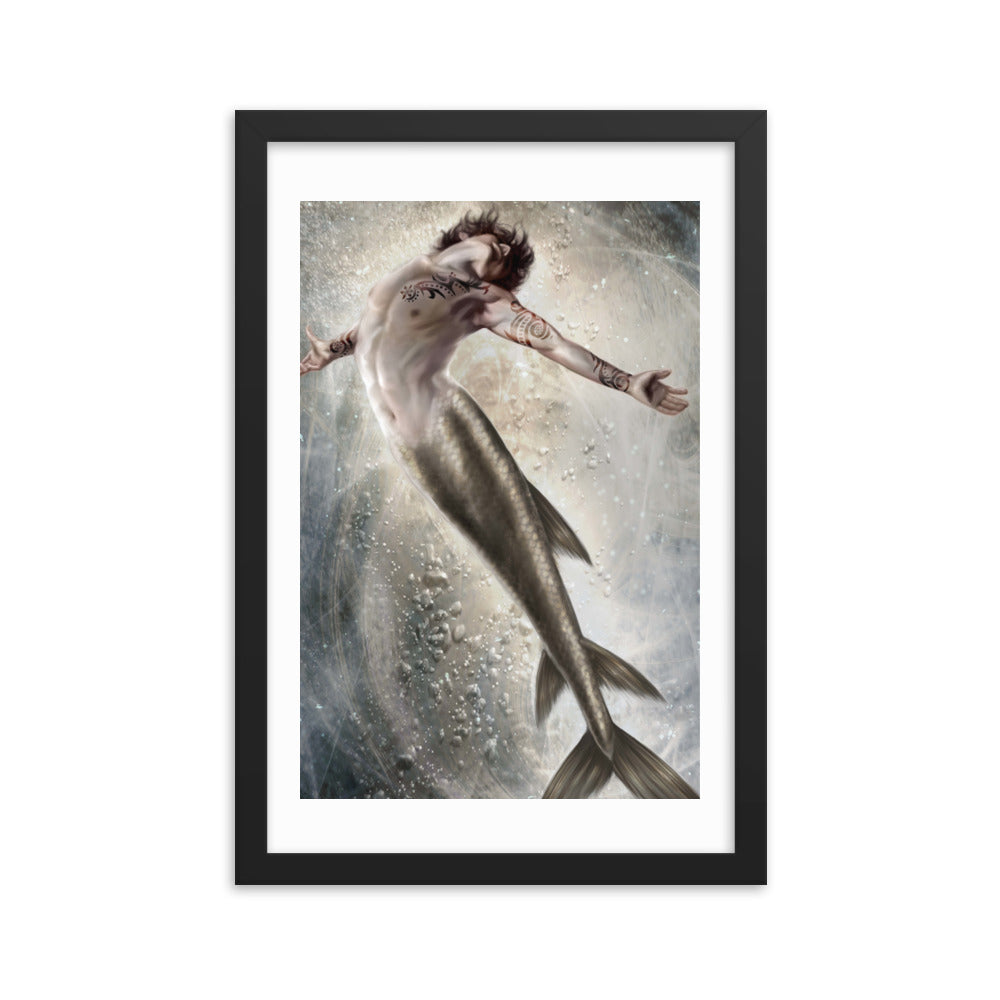 Framed Print - Freedom