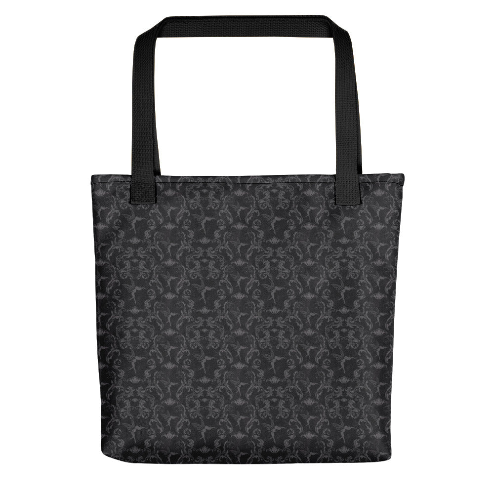 Tote bag - Tell Me a Secret - colour your own