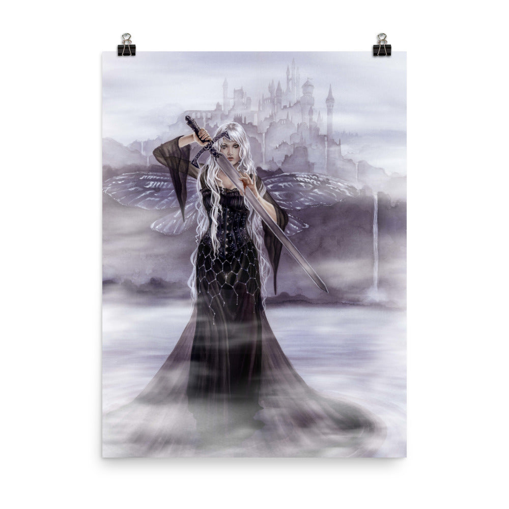 Art Print - Lady of Avalon
