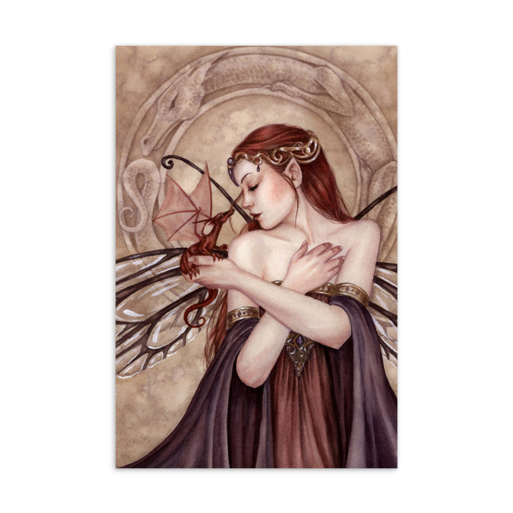 Art Card - Winged Things