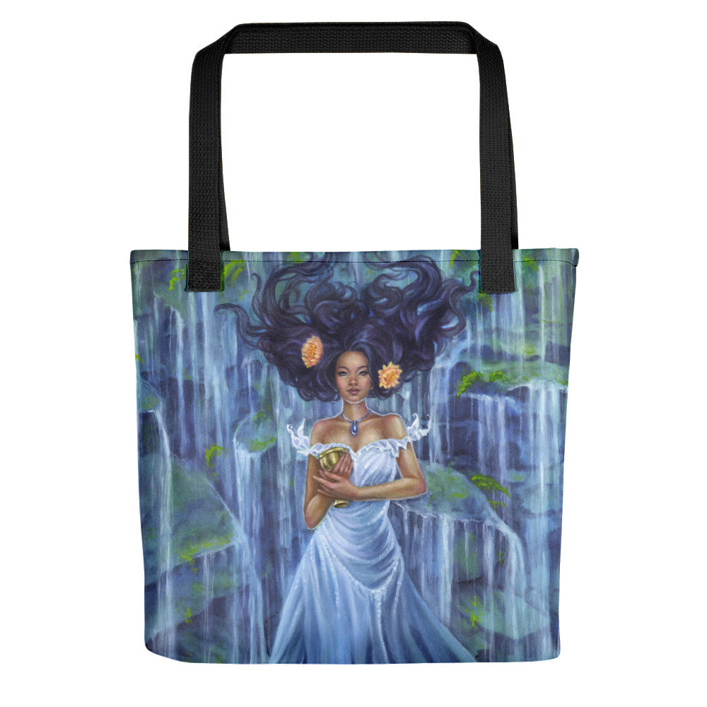 Tote bag - Lady of Water