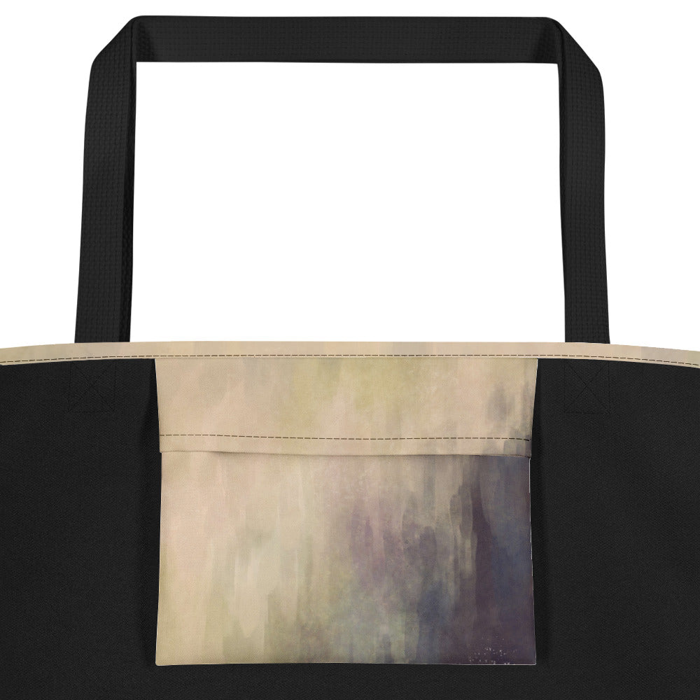Beach Bag - Light and Dark