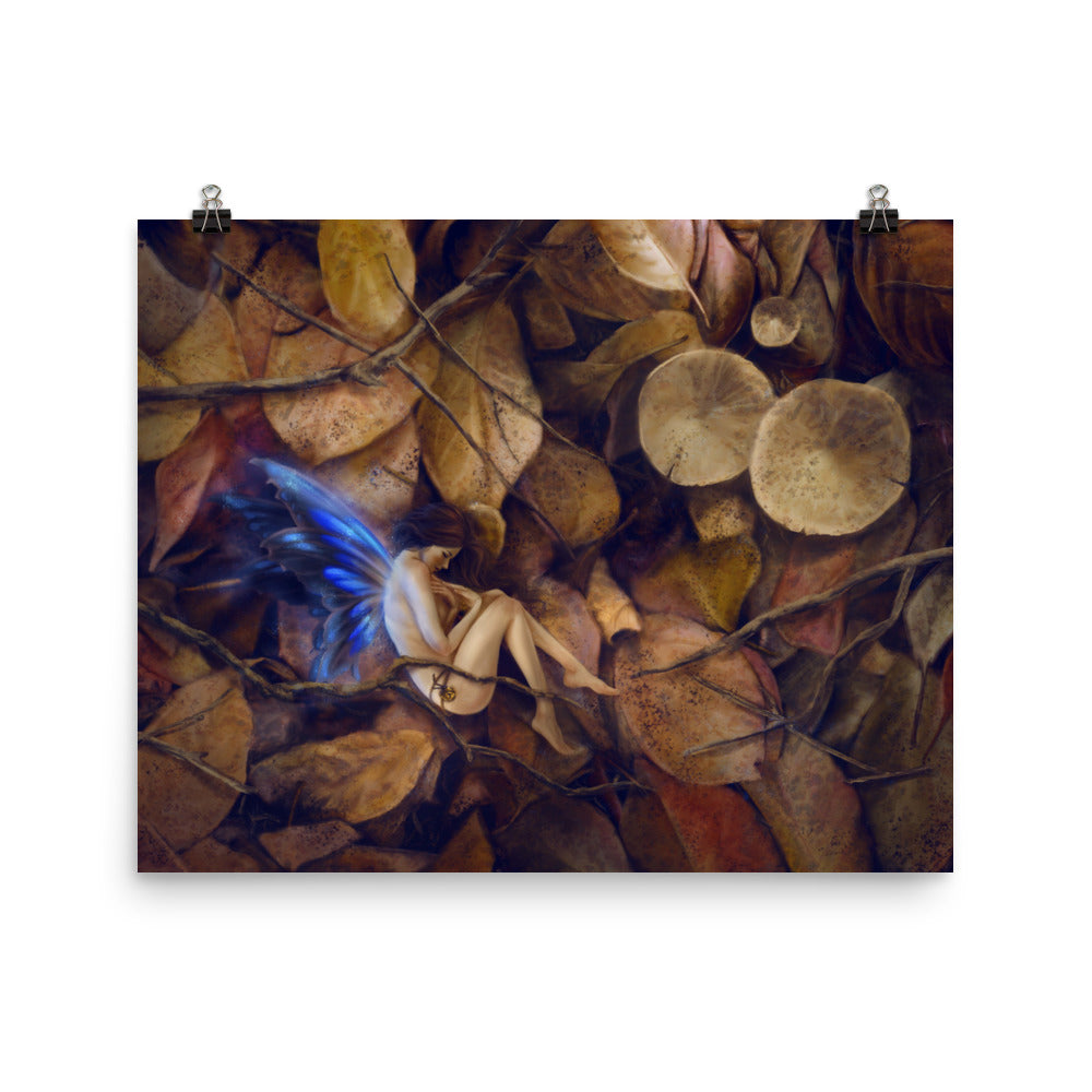 Art Print - Autumn Slumber