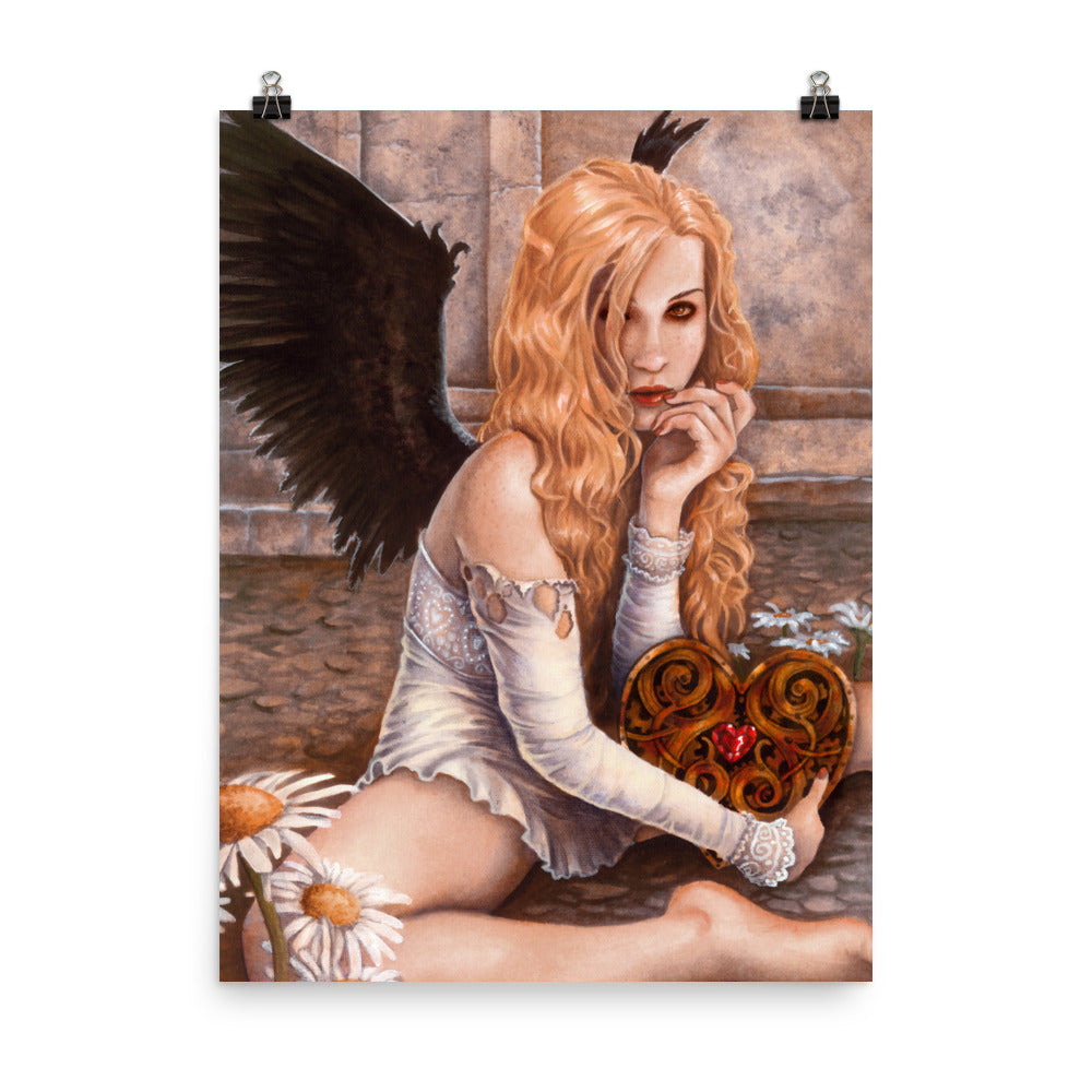 Art Print - Clockwork Heart