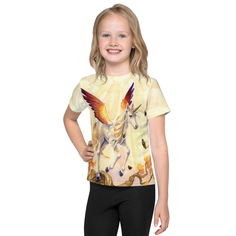 Kids T-Shirt - Sunset
