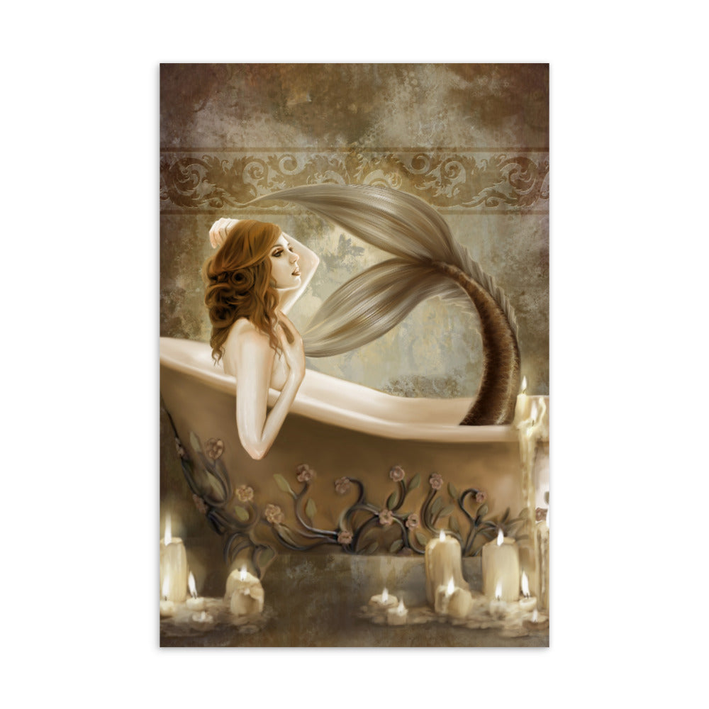 Art Card - Bathtime
