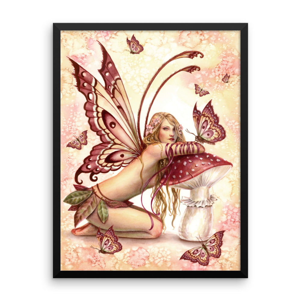 Framed Print - Small Things