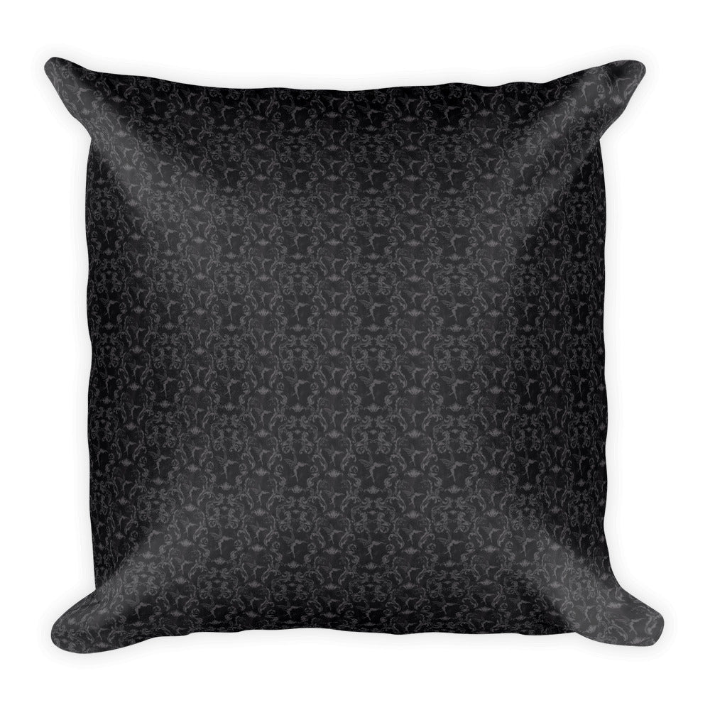 Square Pillow - Indigo