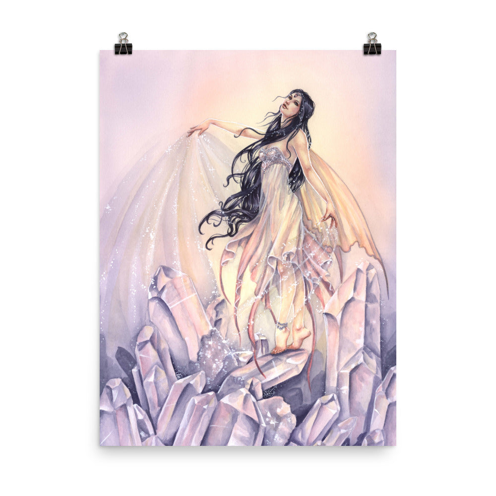 Art Print - Crystal Magic