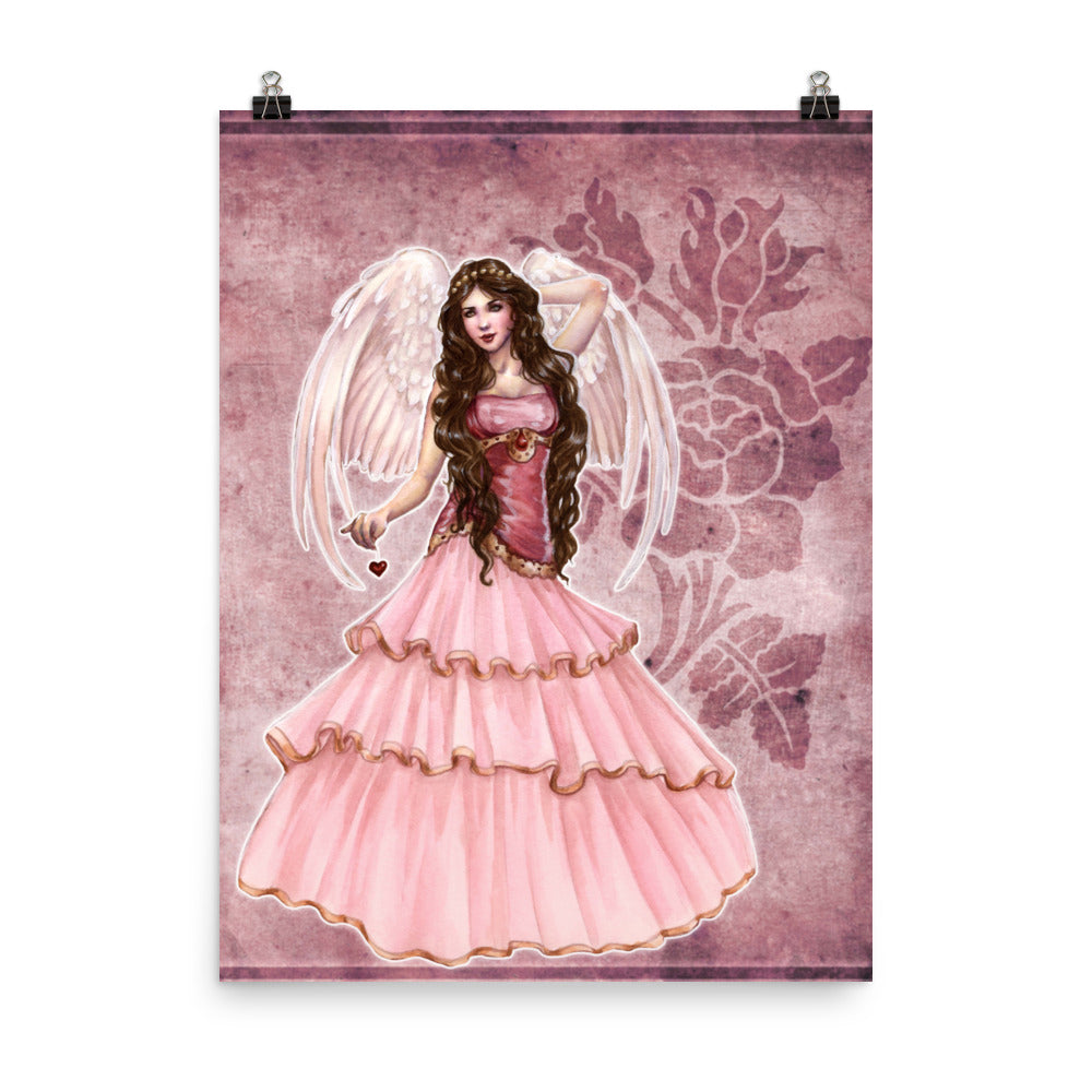 Art Print - Choirs Angel Cherubina