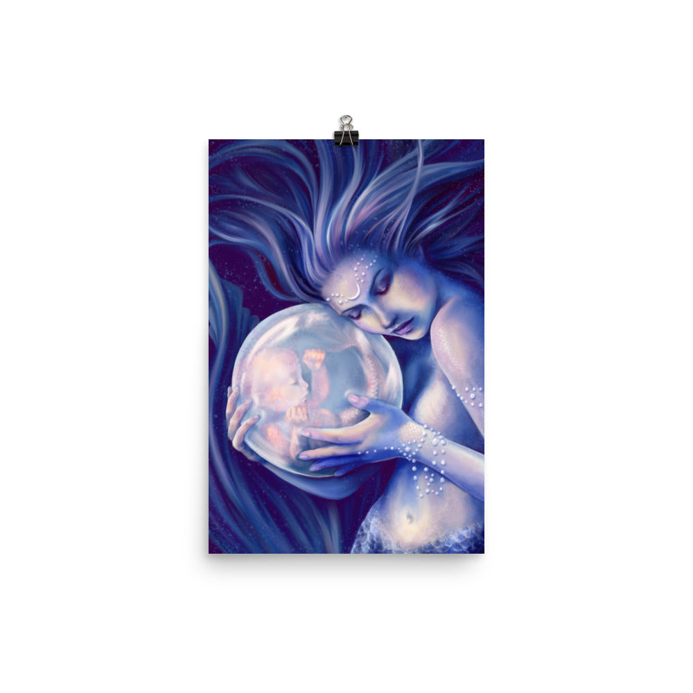 Art Print - Moonborn