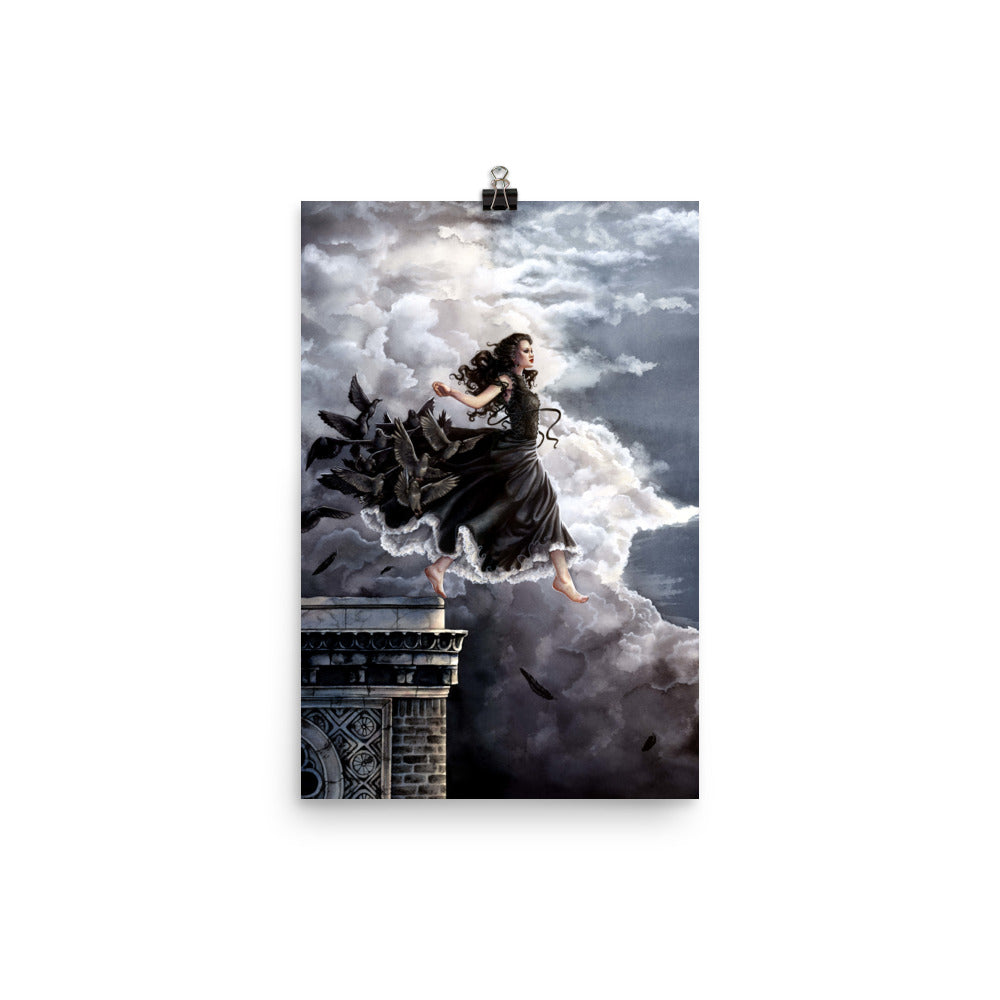 Art Print - Catch Me