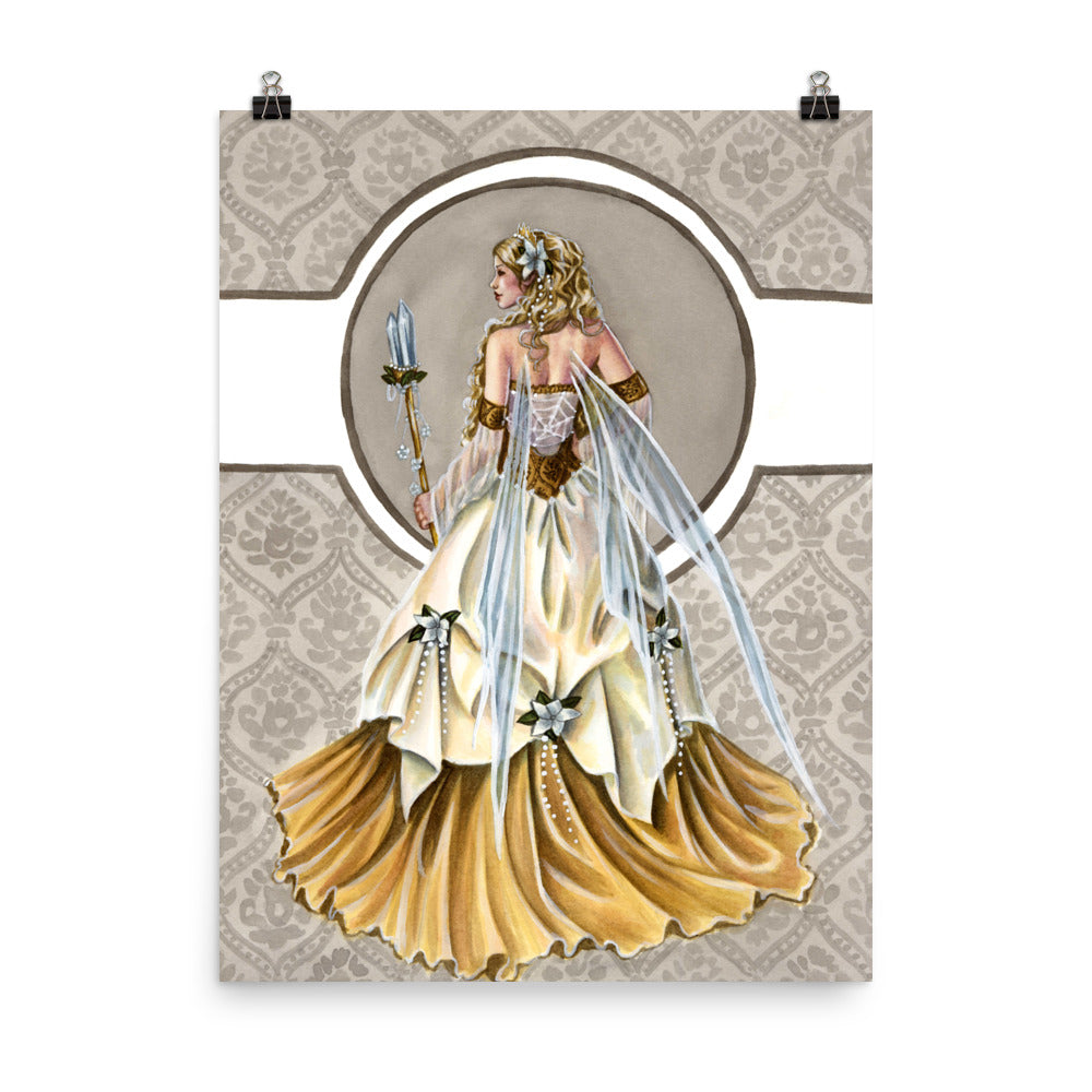 Art Print - Fairy Queens Titania