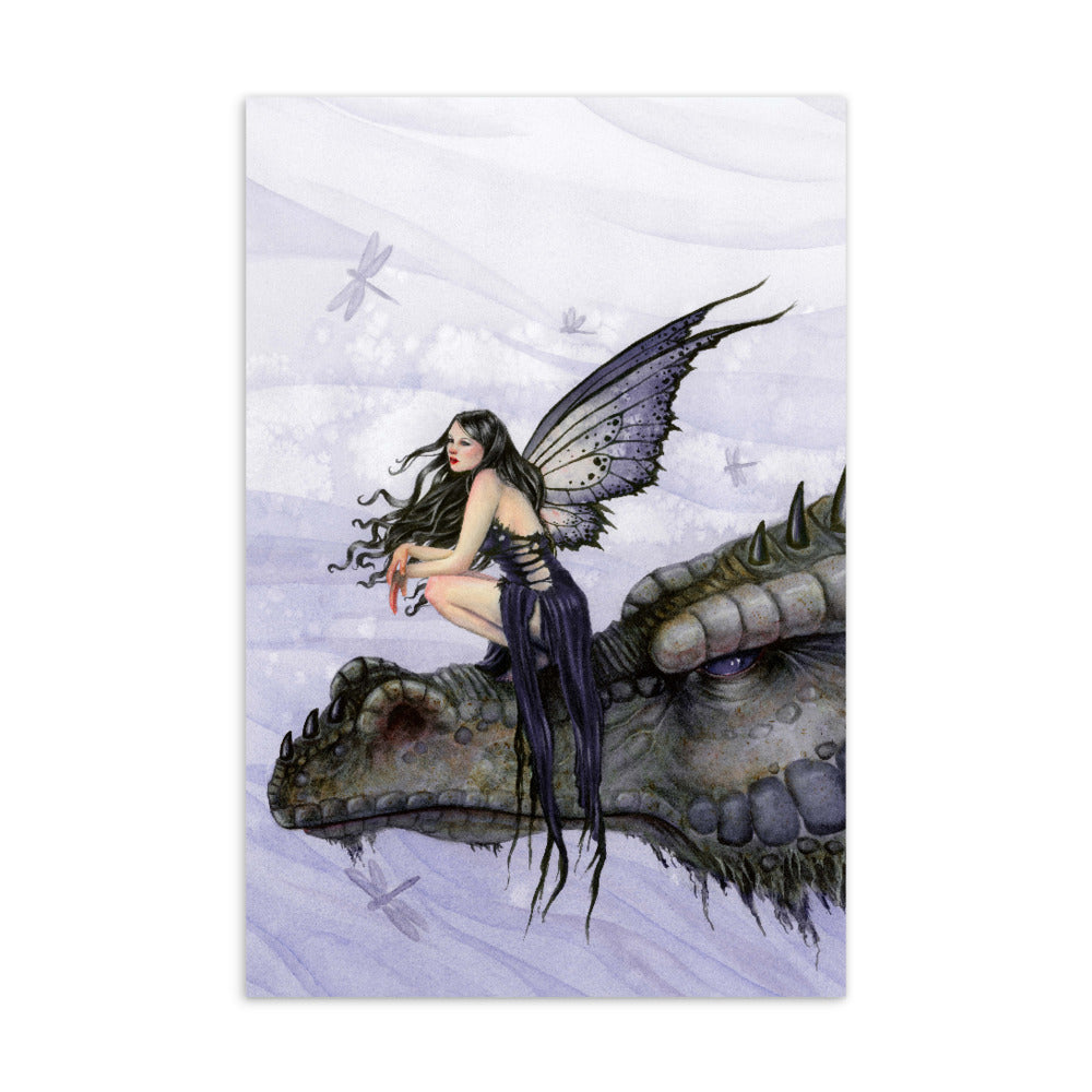 Art Card - Dragon Skies